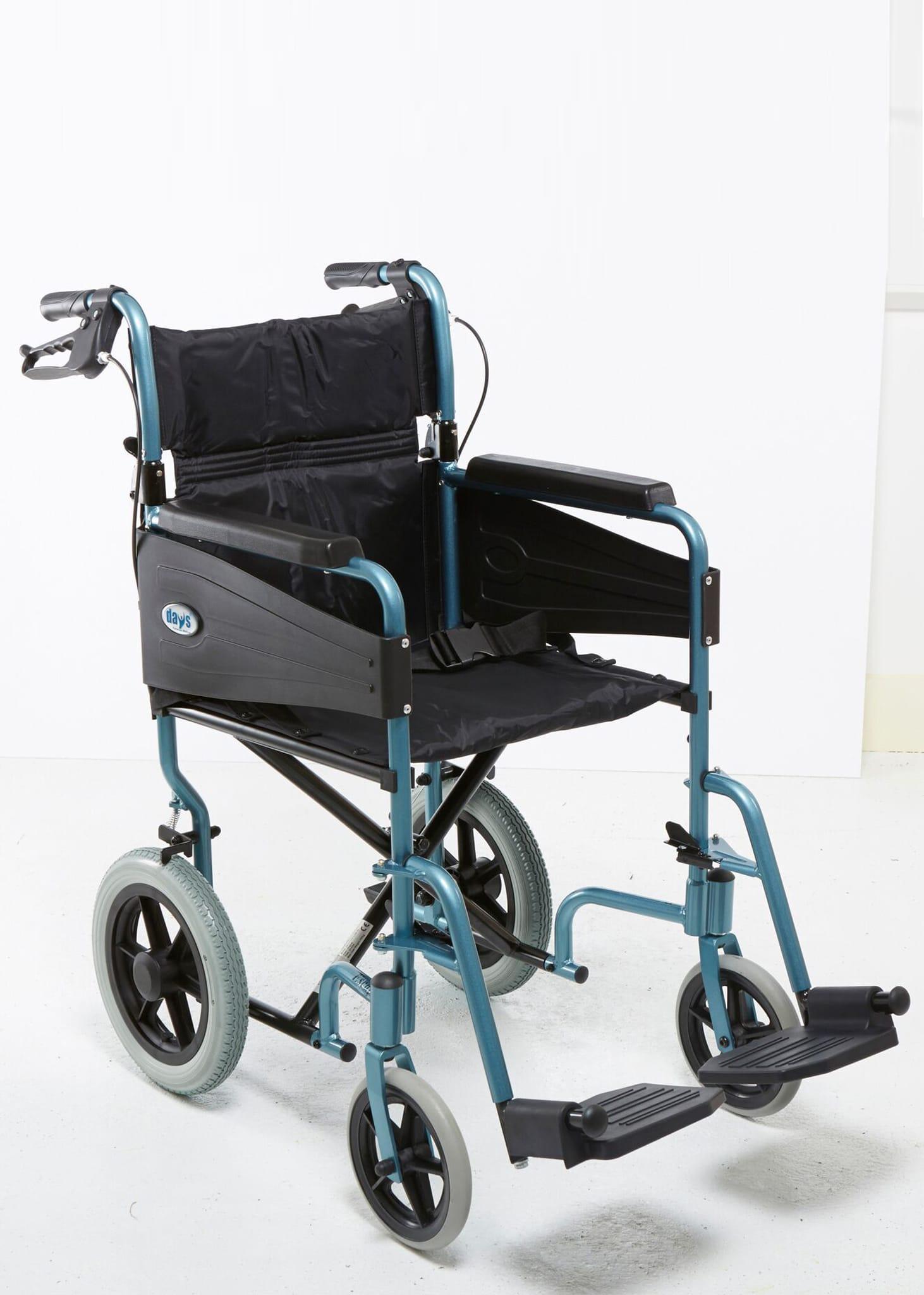 Days Wheelchair (Blue)