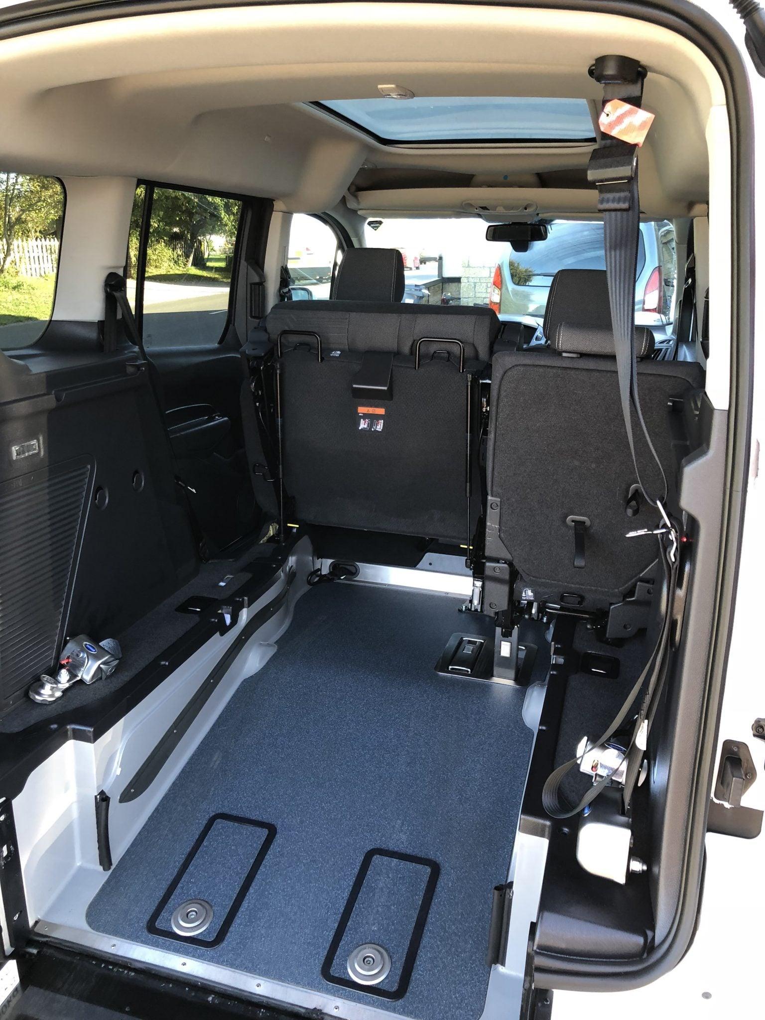 Ford Connect Tourneo Automatic 1 6l Petrol Ye64 Jxz