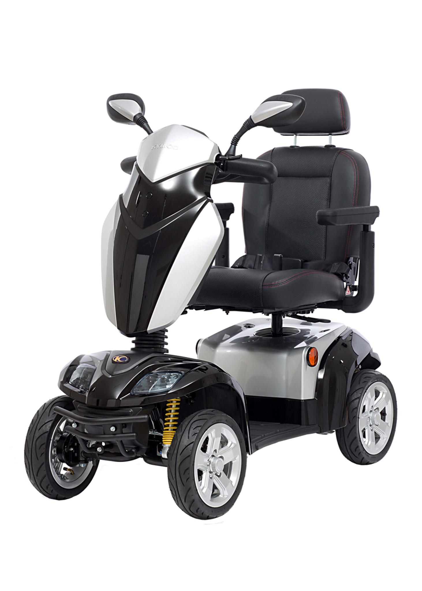 Kymco Agility (Black) (Edited)
