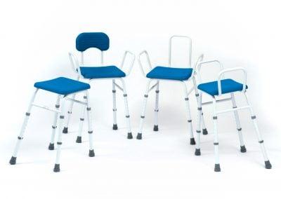Perching stools