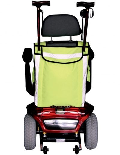 Scooter Bag and Crutch Holder