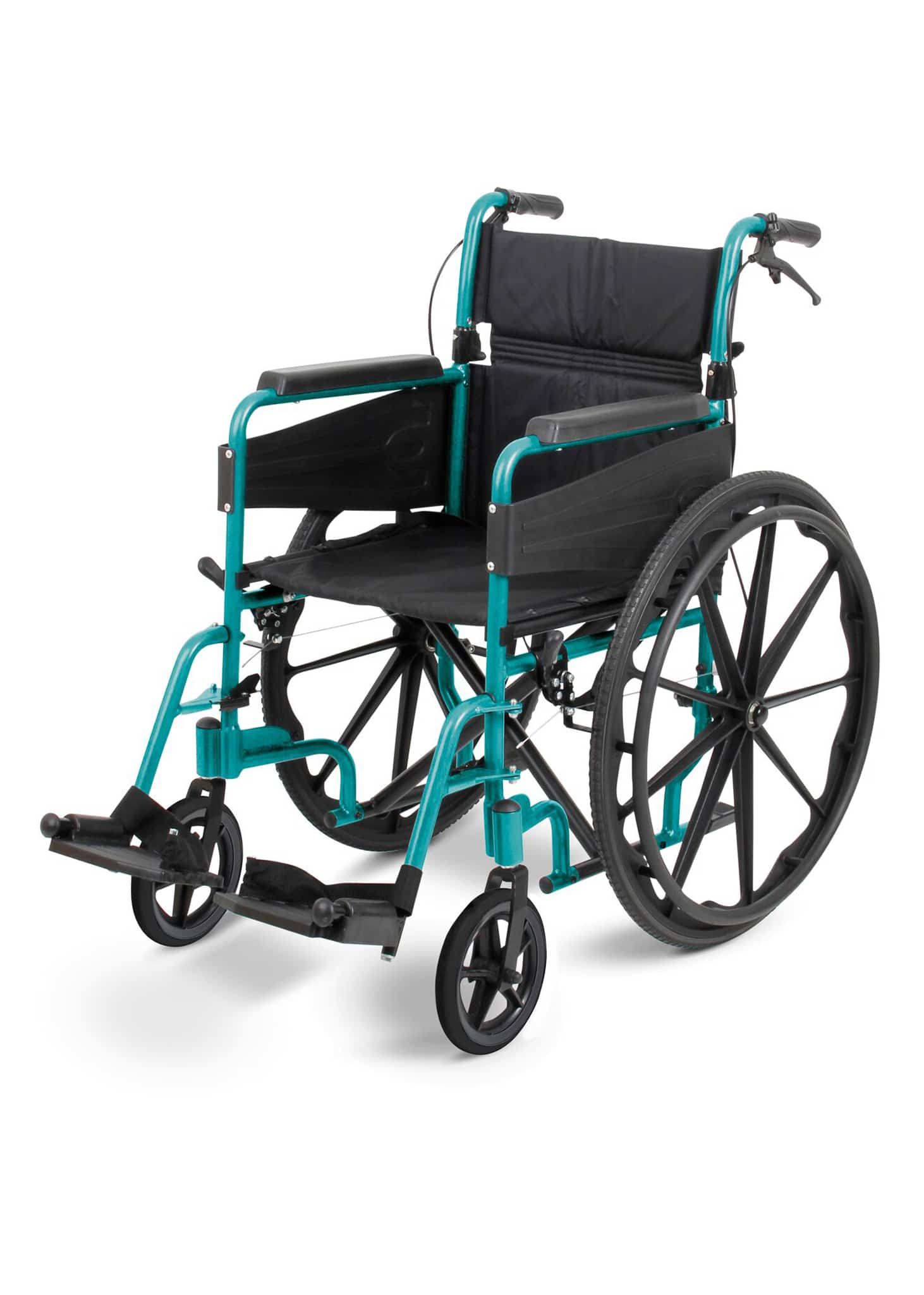 Days Wheelchair (Self Propelled) (Racing Green)